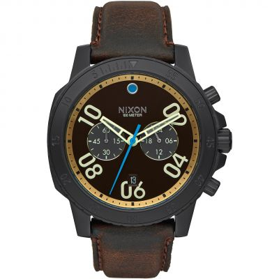 Zegarek męski Nixon The Ranger Leather A940-2209