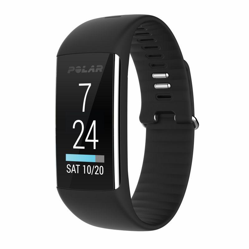 Unisex Polar A360 Bluetooth Activity Tracker Alarm Chronograph Watch