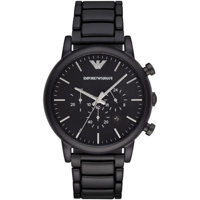 Mens Emporio Armani Chronograph Watch AR1895