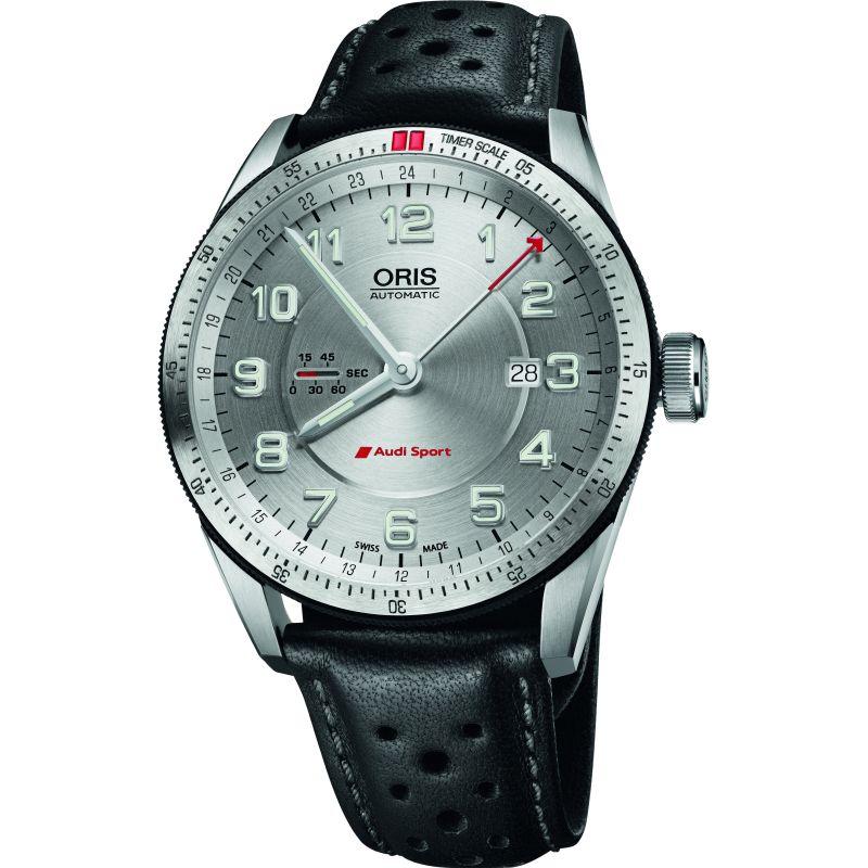 Mens Oris Artix GT Audi Sport GMT Automatic Watch