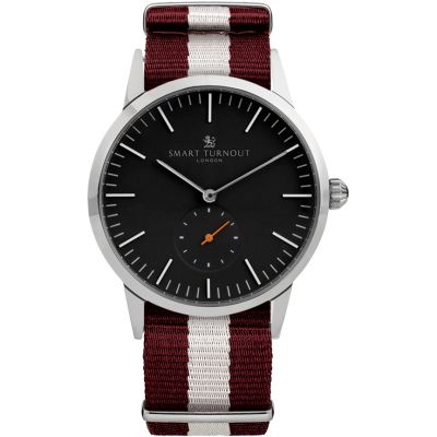 Smart Turnout Signature Herrenuhr in Rot STK3/BK/56/W-HARV