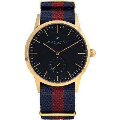 Montre Homme Smart Turnout Signature STK3/GO/56/W-HD