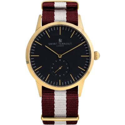 Montre Homme Smart Turnout Signature STK3/GO/56/W-HARV
