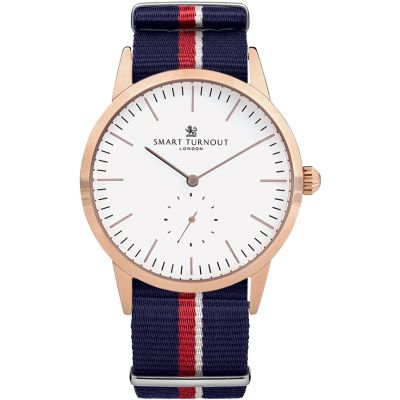 Montre Femme Smart Turnout Signature STK3/RO/56/W-RN