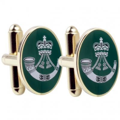 Bijoux Homme Smart Turnout Cufflinks Military RF/40-TB