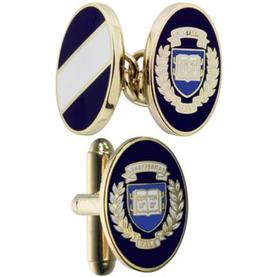 Bijoux Homme Smart Turnout Cufflinks University YALE/40-TB