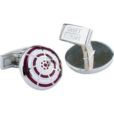 Bijoux Homme Smart Turnout Cufflinks University HARV/44/CRK/T