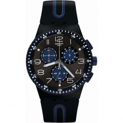 Mens Swatch KAICCO Chronograph Watch SUSB406