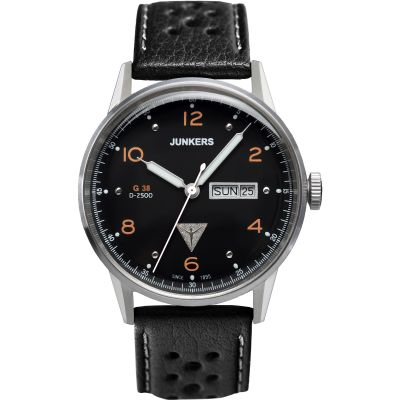 Mens Junkers G38 Watch 6944-5