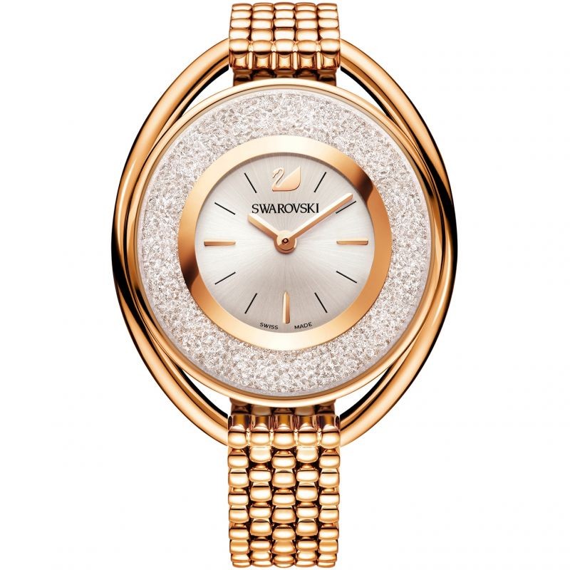 Ladies Swarovski Crystalline Oval Watch 5200341