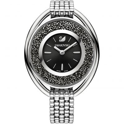 Ladies Swarovski Crystalline Oval Watch 5181664