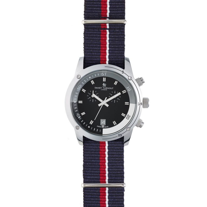 Mens Smart Turnout Royal Chronograph Watch