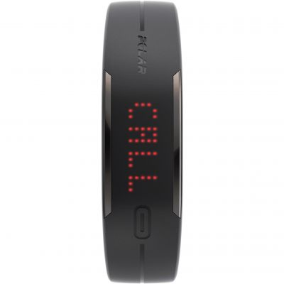 Polar Smoky Black Loop 2 Bluetooth Activity Tracker Unisexuhr in Schwarz 90054913