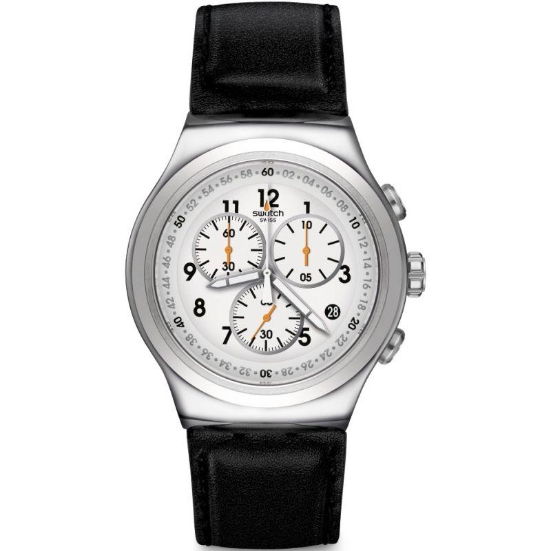 Mens Swatch L Imposante Chronograph Watch