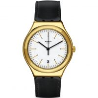 Mens Swatch Edgy Time Watch