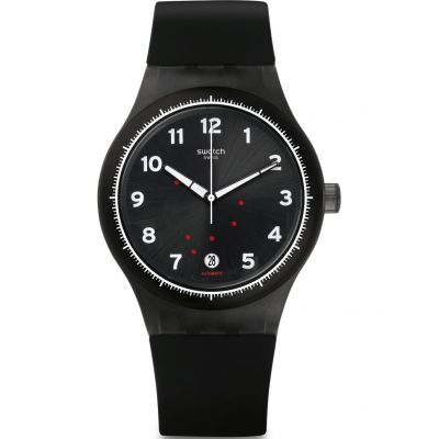 Unisex Swatch Sistem Gentleman Automatic Watch SUTF400