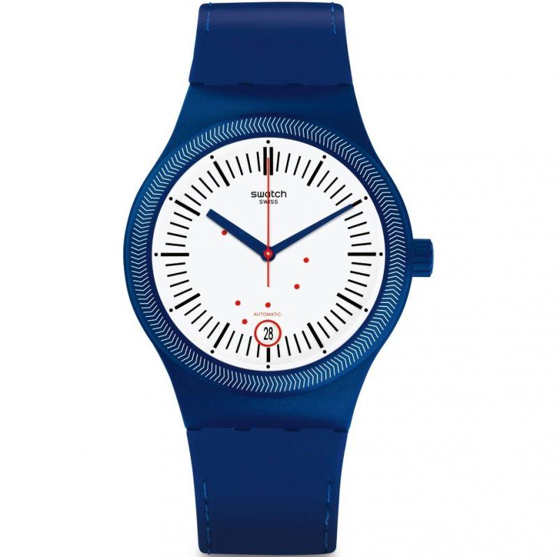 Unisex Swatch Sistem Grid Automatic Watch
