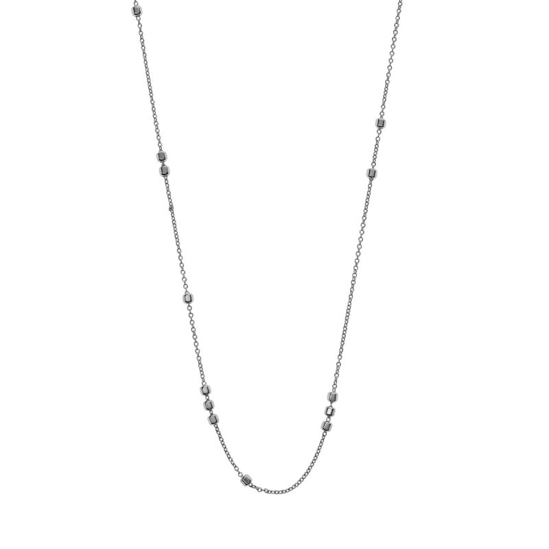 EMPORIO ARMANI Damen Emporio Armani Finesse Halskette Sterling-Silber EG3265040