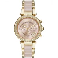 Ladies Michael Kors PARKER Chronograph Watch MK6326