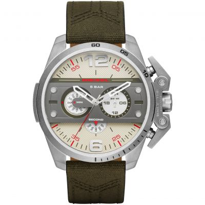 Mens Diesel Ironside Chronograph Watch DZ4389