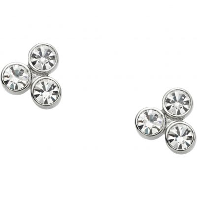 Fossil Dames GLITZ EARRINGS Roestvrijstaal JF01439040