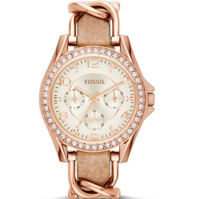 Ladies Fossil Riley Watch ES3466