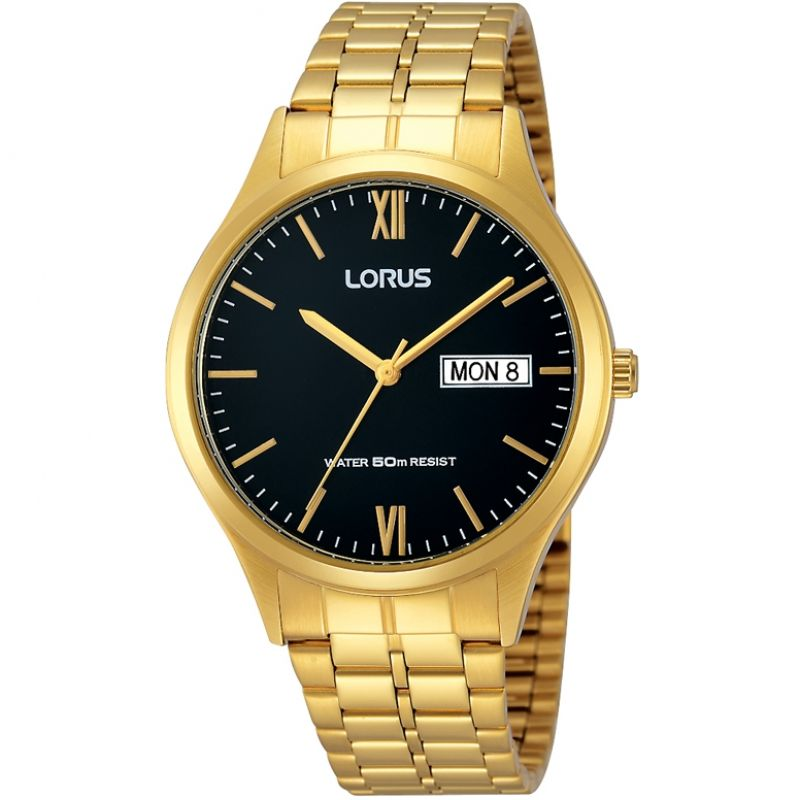 Mens Lorus Watch RXN06DX9