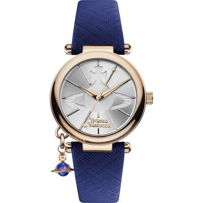 Ladies Vivienne Westwood Orb Pop Watch VV006RSBL