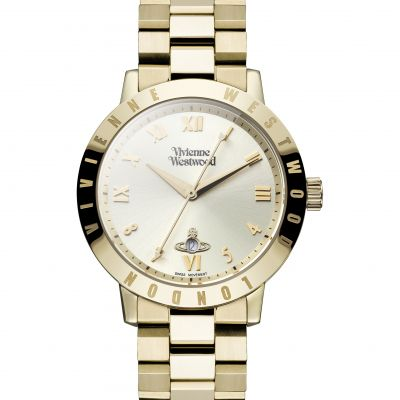 Ladies Vivienne Westwood Bloomsbury Watch VV152GDGD