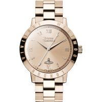 Ladies Vivienne Westwood Bloomsbury Watch VV152RSRS