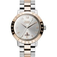 Ladies Vivienne Westwood Bloomsbury Watch VV152RSSL