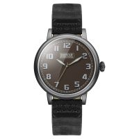 Mens Barbour Hawkins Watch BB042BKBK