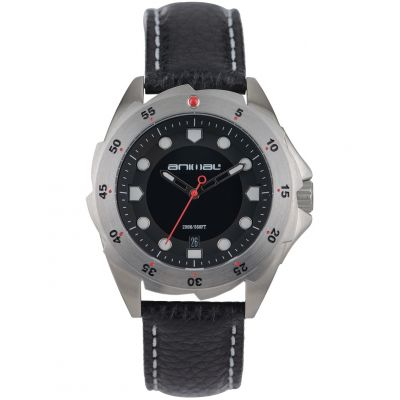 Animal Z42 Herrenuhr in Schwarz WW6SJ002-002