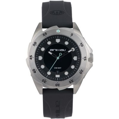 Animal Z42 Herrenuhr in Schwarz WW6SJ002-621