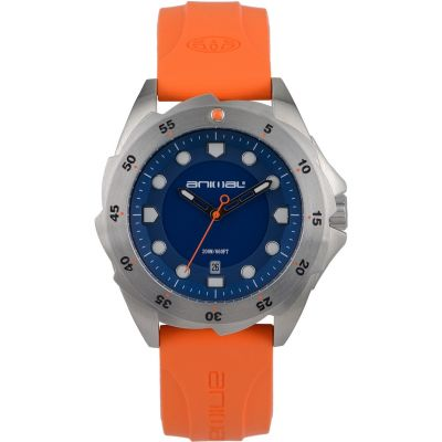 Animal Z42 Herenhorloge Oranje WW6SJ002-003