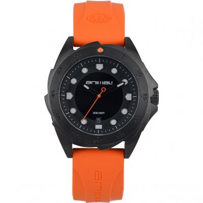 Animal Z42 Herenhorloge Oranje WW6SJ002-02F