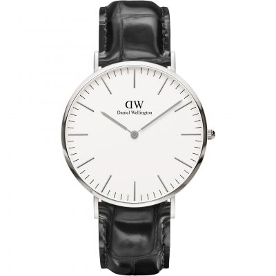 Mens Daniel Wellington Classic 40mm Reading Watch DW00100028