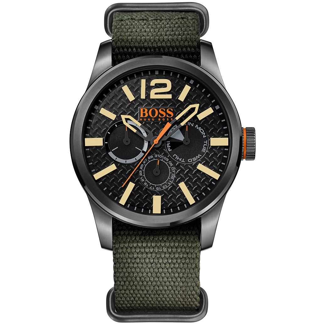 536dd6f10a47 Gents Hugo Boss Orange Paris Watch (1513312)