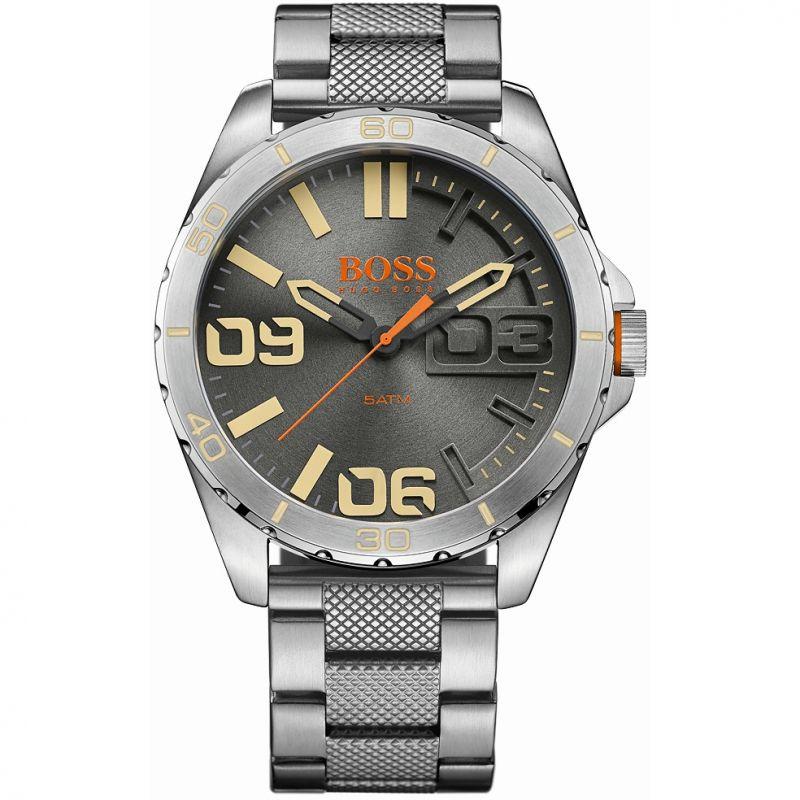 Image of            Mens Hugo Boss Orange Berlin Watch