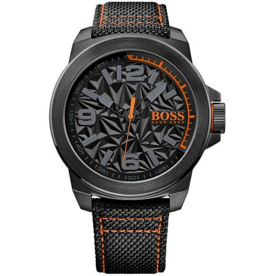 Mens Hugo Boss Orange New York Watch 1513343
