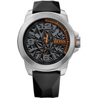 Mens Hugo Boss Orange New York Watch