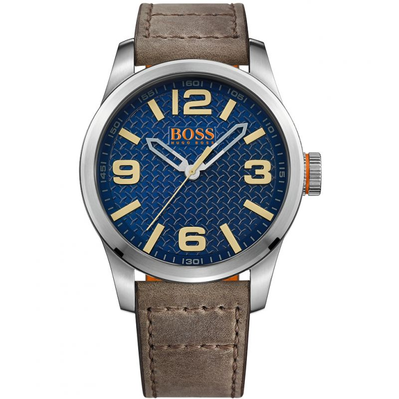 Mens Hugo Boss Orange Paris Watch 1513352