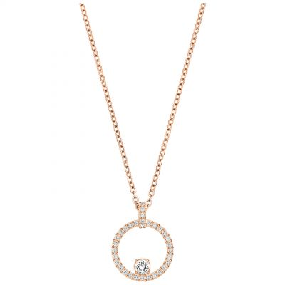 Ladies Swarovski PVD rose plating CREATIVITY PENDANT 5202446