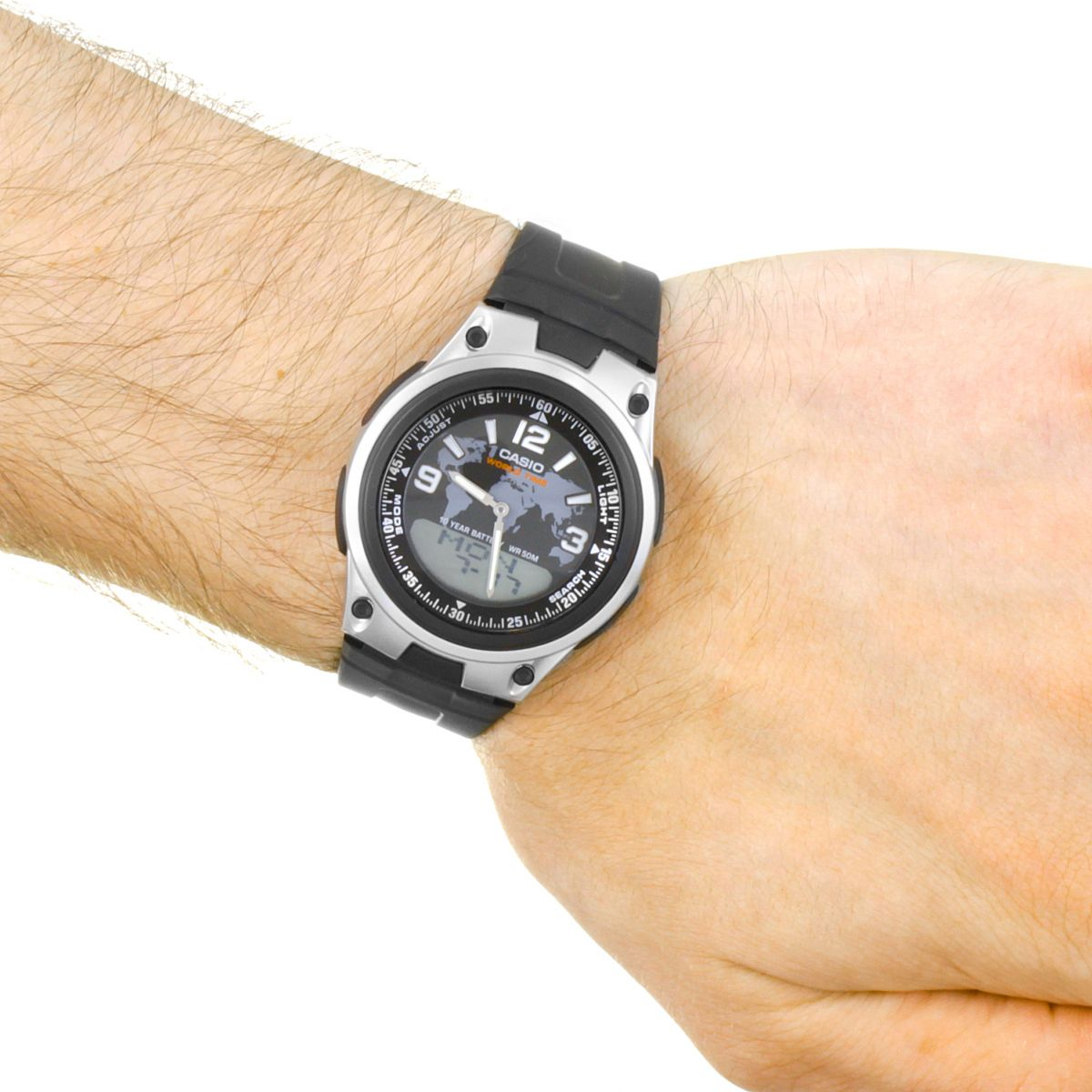gents casio core alarm chronograph watch aw 80 1a2ves watchshop com rh watchshop com casio aw-80 user guide casio 2747 aw-80 user guide