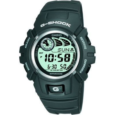 Mens Casio G-SHOCK Alarm Chronograph Watch G-2900F-8VER