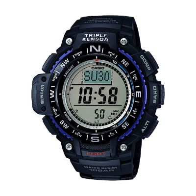Casio SPORTS GEAR Herrenchronograph in Schwarz SGW-1000-1AER