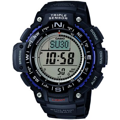 Casio SPORTS GEAR Herenchronograaf Zwart SGW-1000-1AER