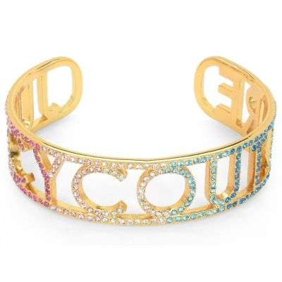 biżuteria damska Juicy Couture Jewellery Iconic Juicy Rainbow Bangle WJW688-710