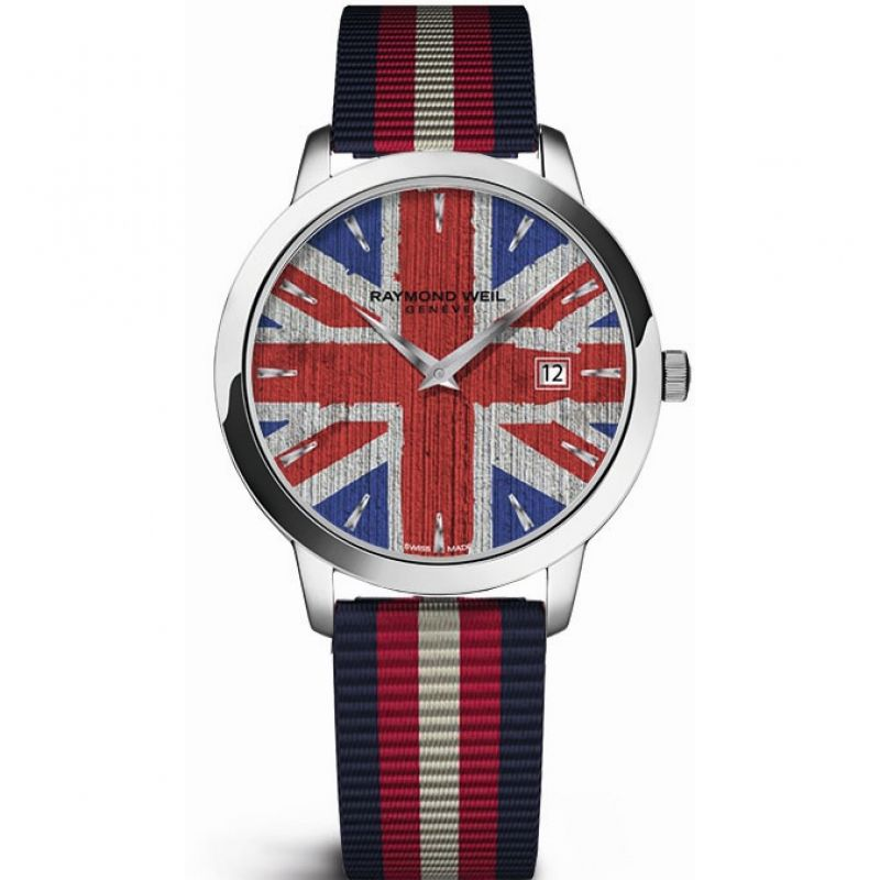 Mens Raymond Weil Toccata Brits 2016 Limited Edition Watch