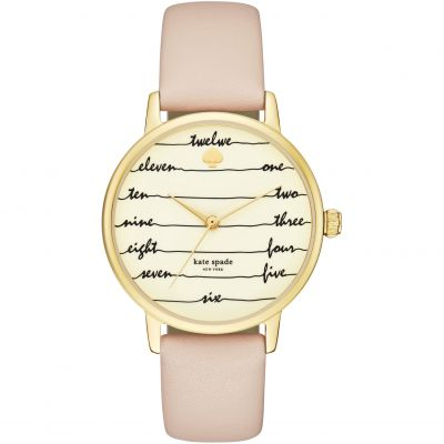 Orologio da Donna Kate Spade New York Metro KSW1059